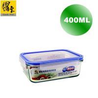 鍋寶 耐熱玻璃保鮮盒400ML BVC-0401