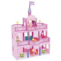 Mentari 幸福城堡↘買1送2木製玩具
