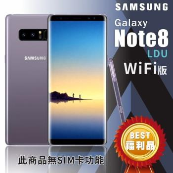 [LDU展示福利品]Samsung Galaxy Note 8 64GB 手機界的單眼 WIFI版