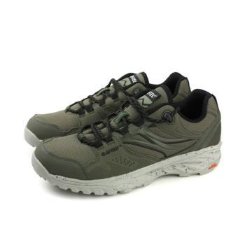 HI-TEC V-LITE WILD-LIFE SCORPION 運動鞋 男鞋 橄欖綠 O00656O8061 no030