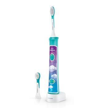 【PHILIPS飛利浦】Sonicare 新一代兒童音波電動牙刷 HX6322