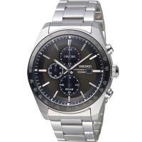 SEIKO 星際戰隊太陽能計時腕錶(SSC725P1) V176-0AZ0D