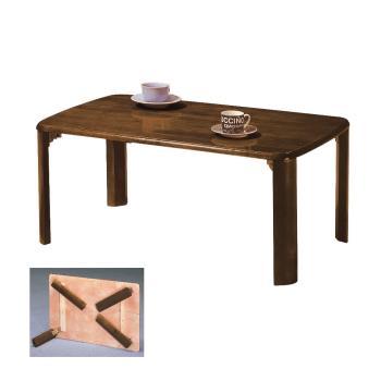 好傢俱#實木折疊和室桌(寬2*3尺)