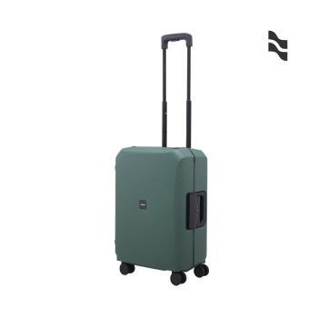 《Traveler Station》LOJEL VOJA 21吋 PP框架拉桿箱 綠