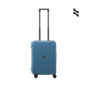 《Traveler Station》LOJEL VOJA 21吋 PP框架拉桿箱 藍