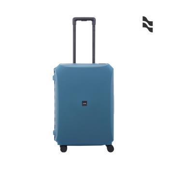 《Traveler Station》LOJEL VOJA 26吋 PP框架拉桿箱 藍