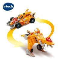 【Vtech】聲光變形恐龍車-冥河龍-薩莫