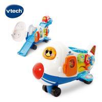 Vtech 嘟嘟車系列-酷炫巨無霸飛機軌道組 (另附嘟嘟小飛機)