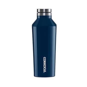 CORKCICLE 酷仕客GLOSS 系列三層不鏽鋼易口保溫瓶270ml(海軍藍 )