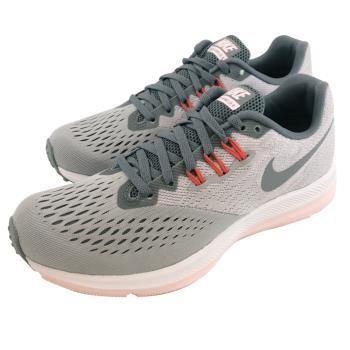 【NIKE】NIKE Zoom Winflo 4 女 慢跑鞋 休閒鞋-粉 898485010