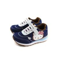 Hello Kitty 凱蒂貓 運動鞋 童鞋 深藍色 中童 718626 no760