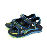 GP(Gold.Pigon) 涼鞋 防水 雨天 藍色 大童 童鞋 G8682B-20 no942