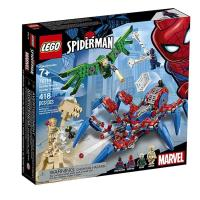 LEGO樂高積木 - SUPER HEROES 超級英雄系列 - 76114 Spider-Mans Spider Crawler