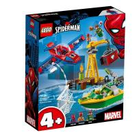 LEGO樂高積木 - SUPER HEROES 超級英雄系列 - 76134 Spider-Man: Dock Ock Diamond Heist