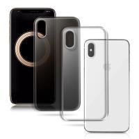 CITY for iPhone Xs/X 5.8吋 輕盈合身薄型手機套