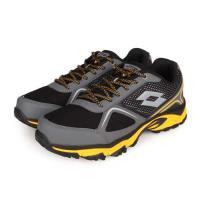 LOTTO 男CROSS RUN越野跑鞋-慢跑 路跑 登山