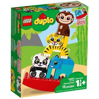 LEGO樂高積木 - Duplo 得寶系列 - 10884 我的第一套動物疊疊樂