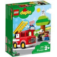 LEGO樂高積木 - Duplo 得寶系列 - 10901 消防車