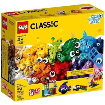 LEGO樂高積木 - Classic 經典基本顆粒系列 - 11003 大眼顆粒套裝