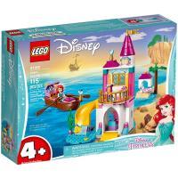LEGO樂高積木 - 迪士尼公主系列 - 41160 Ariel's Seaside Castle