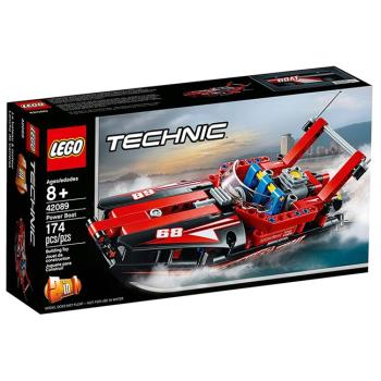 LEGO樂高積木 - Technic 科技系列 - 42089 快艇