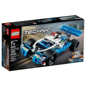 LEGO樂高積木 - Technic 科技系列 - 42091 員警追逐車