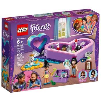 LEGO樂高積木 - Friends 姊妹淘系列 - 41359 心型盒友情套裝