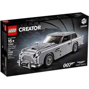 LEGO樂高積木 - 創意大師 Creator 系列 - 10262 詹姆士·龐德 奧斯頓馬丁DB5