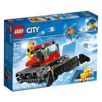 LEGO樂高積木 - City 城市系列 - 60222 路道鏟雪車