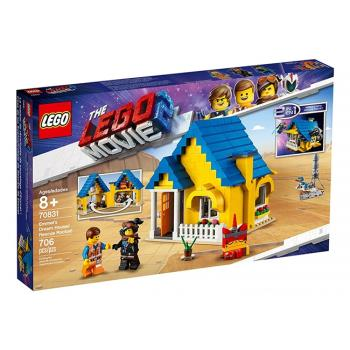LEGO樂高積木 - 樂高玩電影系列 - 70831 Emmet's Dream House/Rescue Rocket!