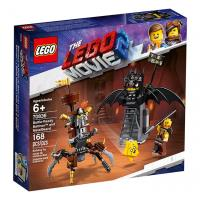 LEGO樂高積木 - 樂高玩電影系列 - 70836 Battle-Ready Batman™ and MetalBeard