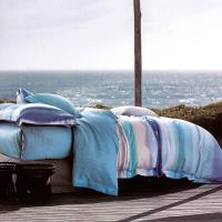 Indian 40S天絲加大3M抗菌吸濕排汗兩用被床包組-遙知