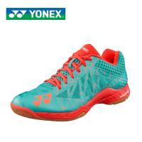 【YONEX】POWER CUSHION AERUS2 女羽球鞋 薄荷藍 SHBA2L