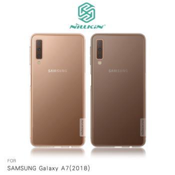 NILLKIN SAMSUNG Galaxy A7(2018) 本色TPU軟套