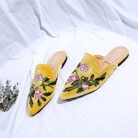 Alice 獨家款傾國傾城尖頭平底鞋