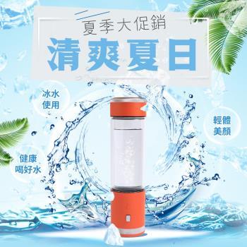 康水工坊 李㼈代言_氫氧分離富氫水素水(C301)-大橘大利