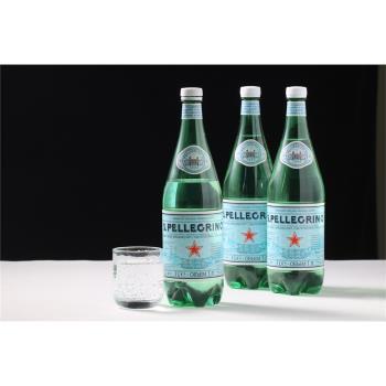 S.Pellegrino聖沛黎洛 義大利天然氣泡礦泉水-2箱-共24瓶/組