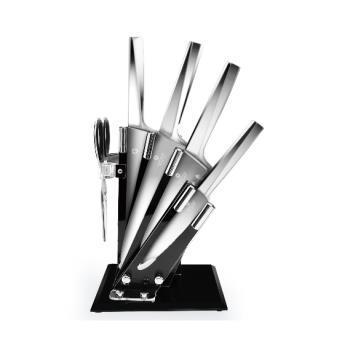 瑞士MONCROSS一體成型不鏽鋼刀組