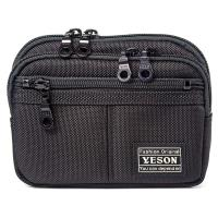 YESON - 手拿可腰掛可斜肩側多功能包 MG-682-20