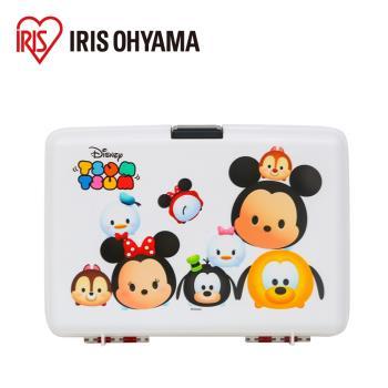 日本Iris Ohyama 迪士尼Tsum Tsum系列手提收納箱PG-320