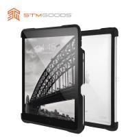 澳洲【STM】Dux Shell 系列 iPad Pro 10.5吋專用 軍規防摔保護殼 (黑)