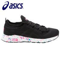 Asics 亞瑟士  HYPERGEL-SAI 女慢跑鞋 休閒鞋 黑  1022A013-001
