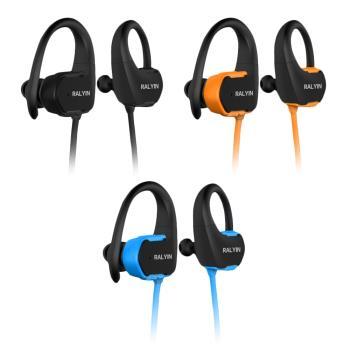 SOYES 運動防水耳掛式MP3播放內建8G藍牙耳機BT7(附收納硬殼)