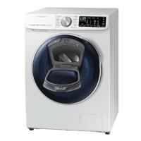 回函送★【SAMSUNG三星】10KG 變頻滾筒洗脫烘洗衣機 WD10N64FR2W