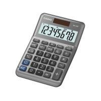 CASIO卡西歐-8位數雙電源稅率商用計算機/MS-80F