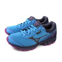 Mizuno WAVE RIDER GTX 美津濃 慢跑鞋 運動鞋 藍色 女鞋 J1GD187909 no081