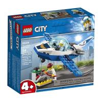 LEGO樂高積木 - City 城市系列 - 60206 航警巡邏機