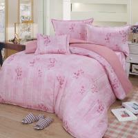 Victoria 純棉雙人五件式床罩組-馨香