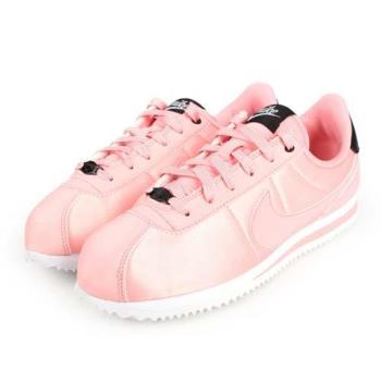 NIKE CORTEZ BASIC TXT VDAY-GS 女大童休閒鞋-慢跑
