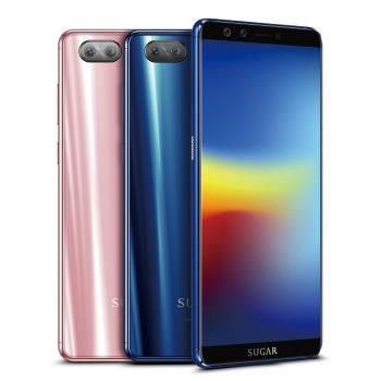 糖果 SUGAR S11 (4G/64GB) 八核心四鏡頭智慧手機